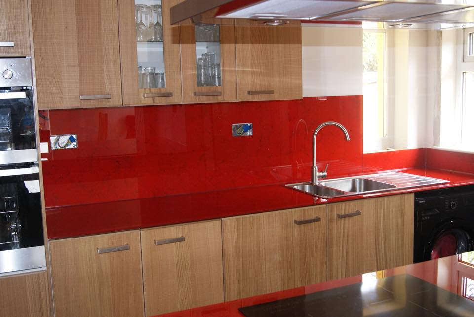 kitchen splashback ideas Scotland